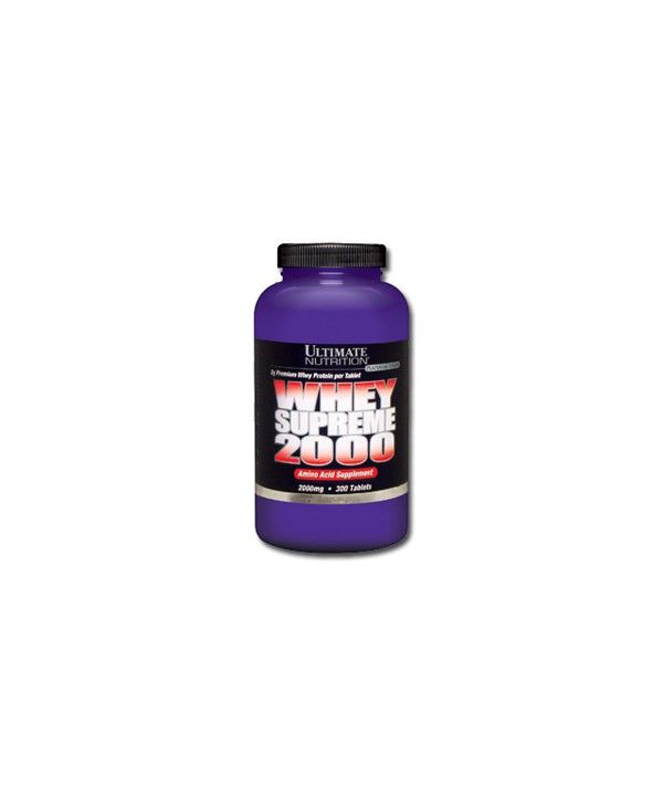 ULTIMATE NUTRITION WHEY SUPREME 2000 300 COMPRESSE
