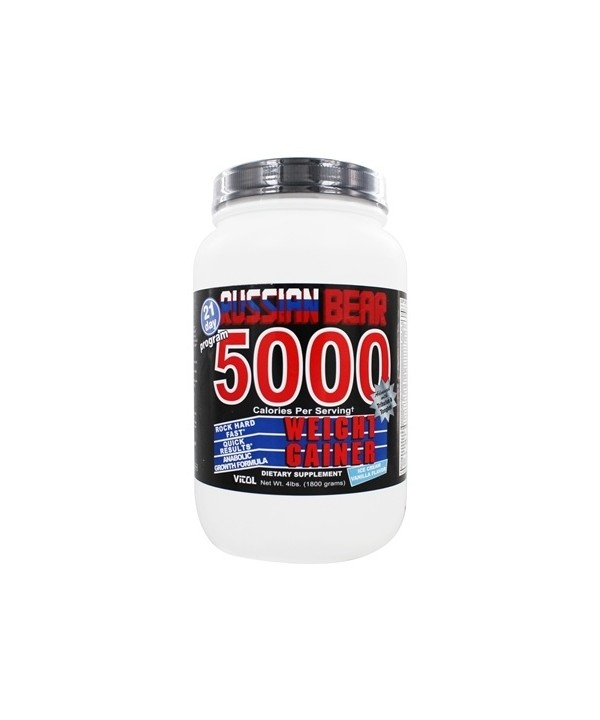 MASS GAINER 5000 GR V MAX PROJECT