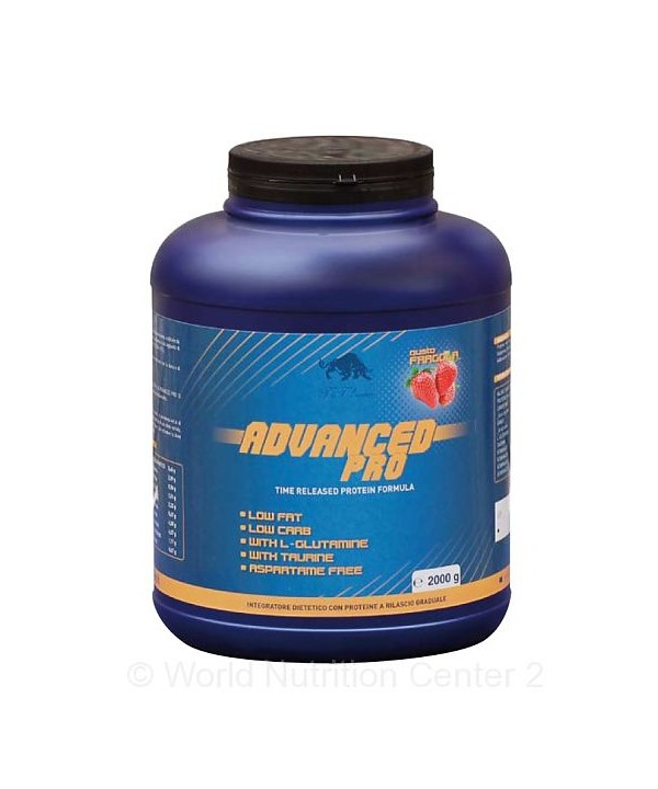 ADVANCED PRO 4000g T'ST NUTRITION