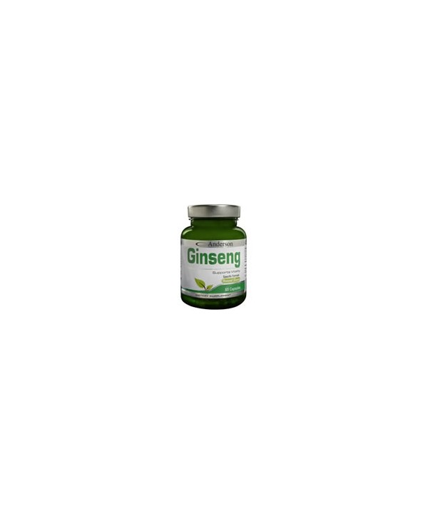 ANDERSON GINSENG 60 CAPSULE