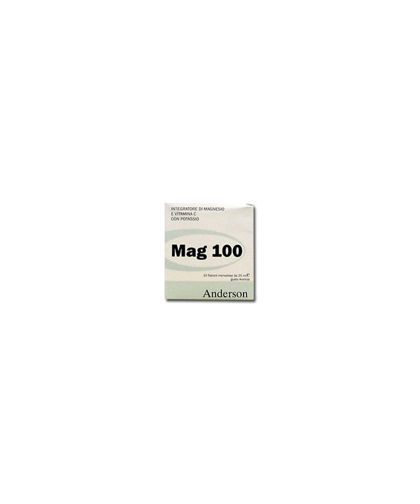 ANDERSON MAG 100 IN FIALE 10X25ML