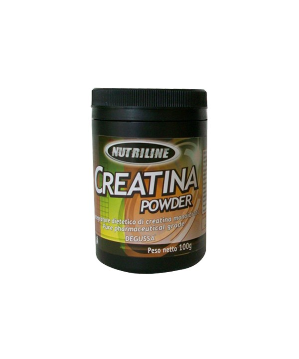 CREATINA POWDER 100g NUTRILINE