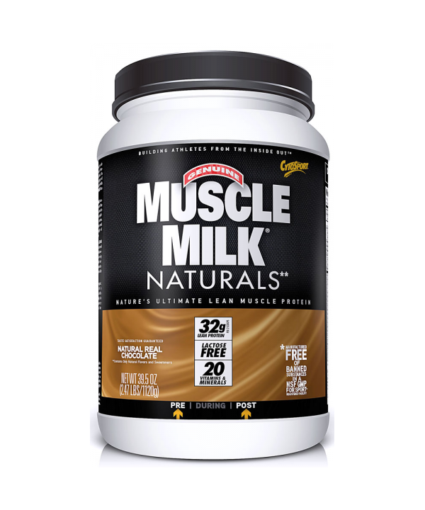 CYTOSPORT MUSCLE MILK 2,2KG