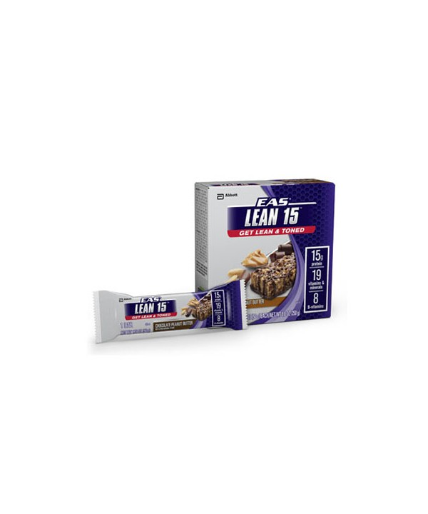 EAS LEAN 15 BAR 5X50G