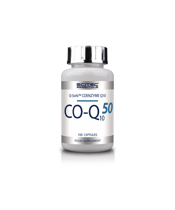 CO-Q10 50mg - 100cps