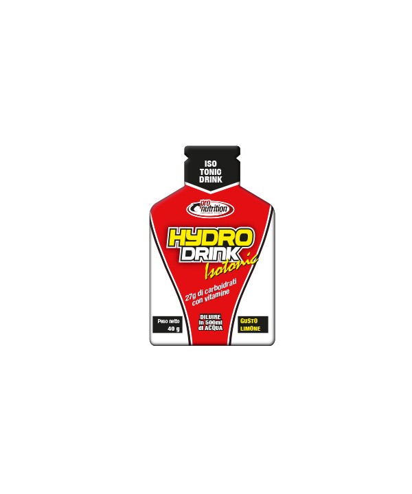 PRONUTRITION HYDRO DRINK 30X40G