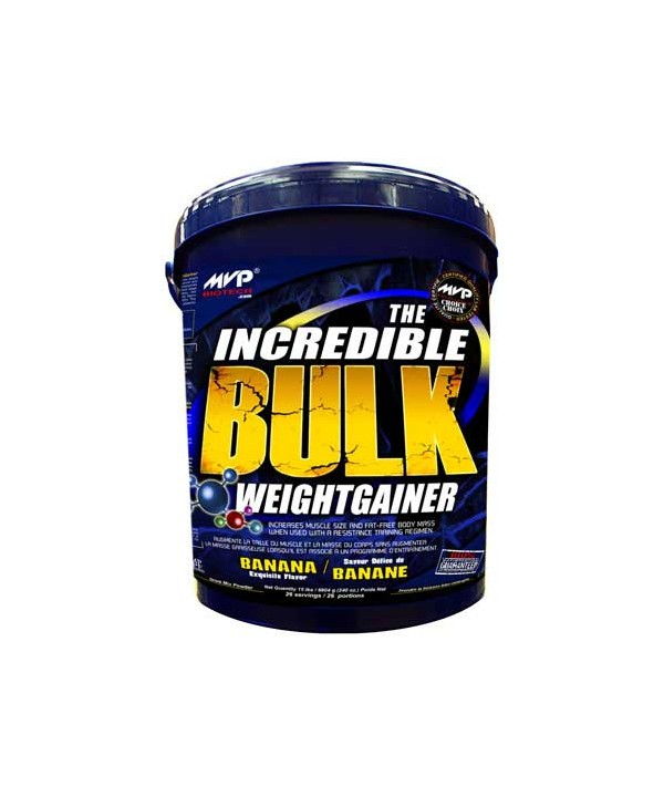 INCREDIBILE BULK  - 7.2Kg