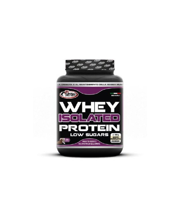 Whey Isolated Protein 1800g