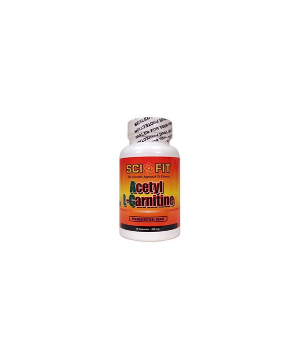 ACETIL L-CARNITINE 90 CPS SCIFIT