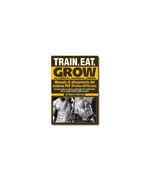 TRAIN, EAT, GROW