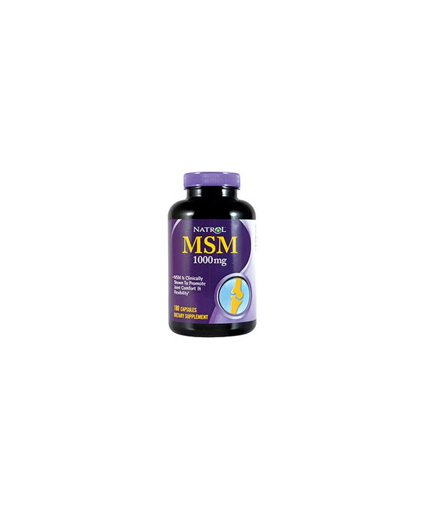 MSM 1000mg 90cps