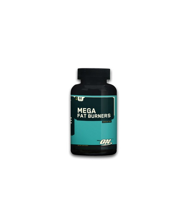 OPTIMUM NUTRITION MEGA FAT BURNERS 60 COMPRESSE