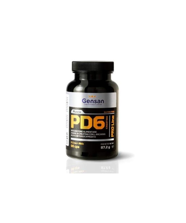 PD 6 CREATINE - 96cps