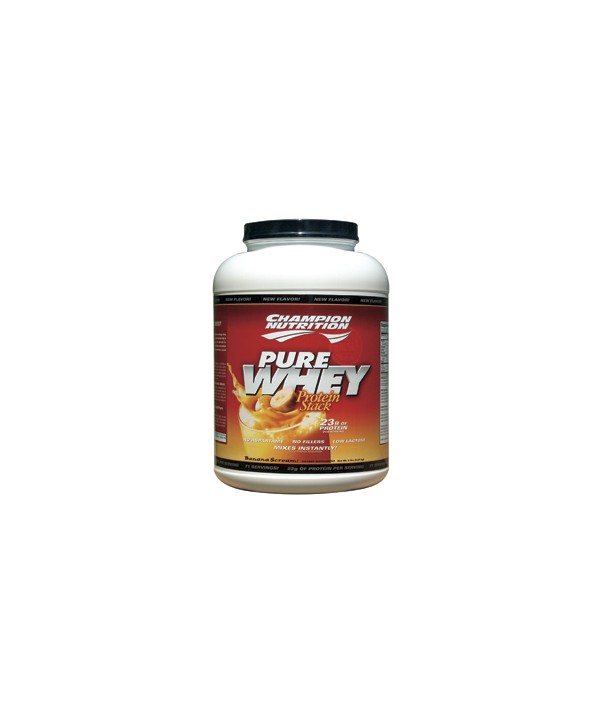 Pure Whey Protein Champion Nutrition