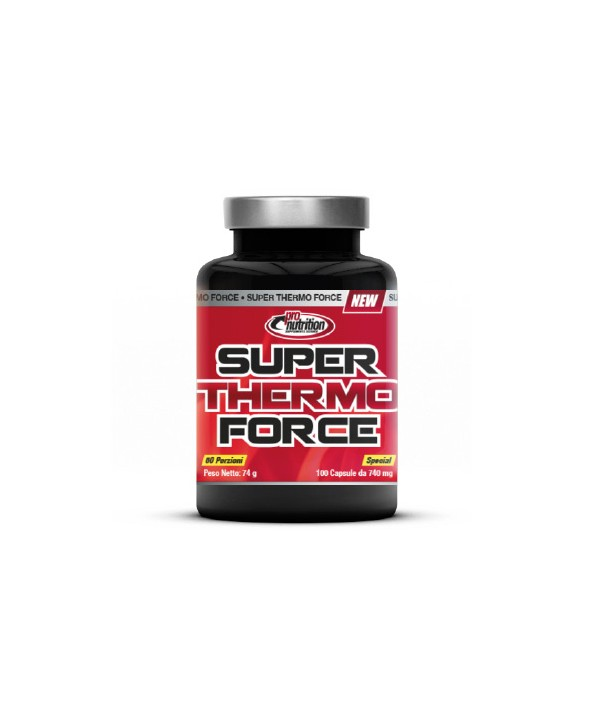 PRONUTRITION SUPER THERMO FORCE 100 CAPSULE