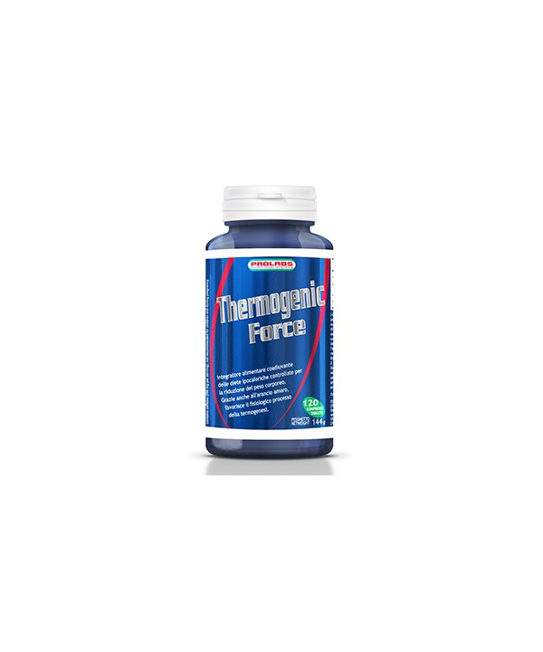 THERMOGENIC FORCE 120cpr