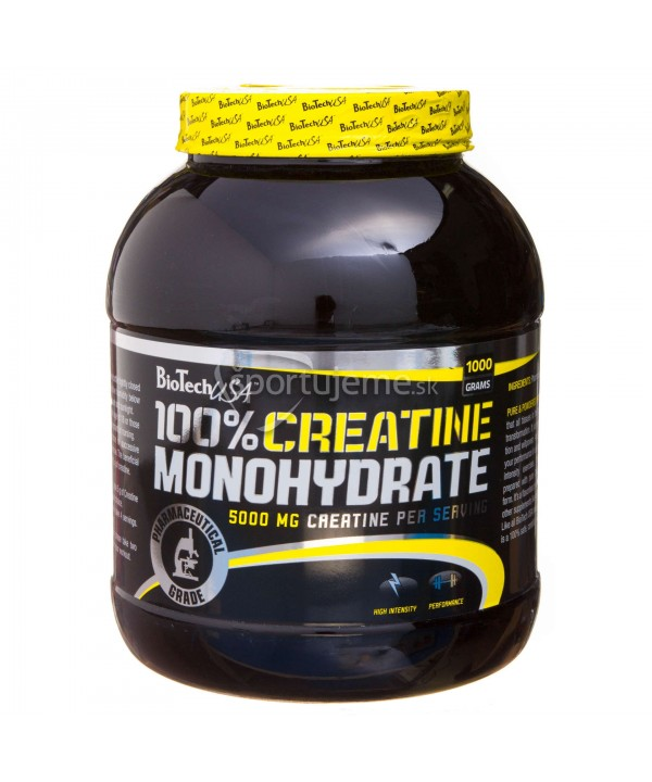 ULTIMATE NUTRITION 100% CREATINE MONOHYDRATE 1000G