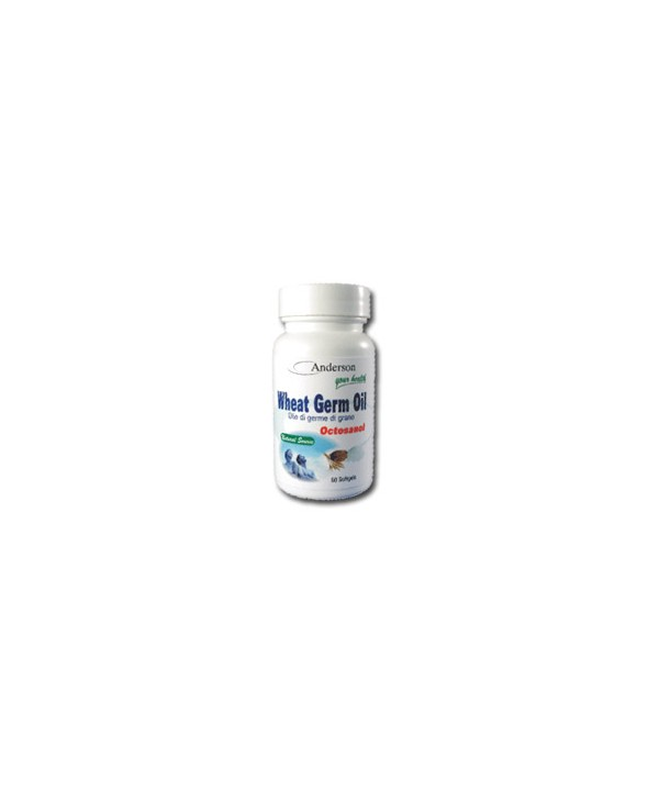 ANDERSON WHEAT GERM OIL 60 CAPSULE