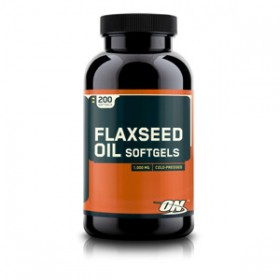 OPTIMUM NUTRITION FLAXSEED OIL 100 SOFTGEL