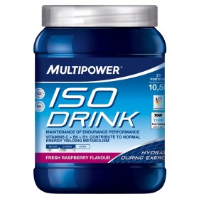 MULTIPOWER ISO DRINK 735 g