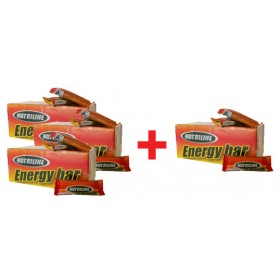 3+1 ENERGY BAR BOX 30 BAR DA 35g NUTRILINE