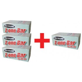 3+1 Z-ONE BAR 40-30-30 BOX DA 36 BAR DA 26g NUTRILINE