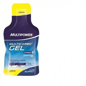 MULTIPOWER MULTICARBO ENERGY GEL 24 GEL 40 g