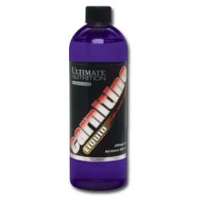 ULTIMATE NUTRITION LIQUID L-CARNITINA 335ML