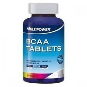 MULTIPOWER BCAA TABLETS 180 TAVOLETTE