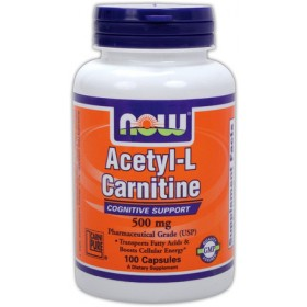 ACETIL-L-CARNITINE 500mg - 50cps