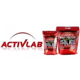 WHEY PROTEIN ISOLATE 90 PLUS 2000g ACTIVELAB