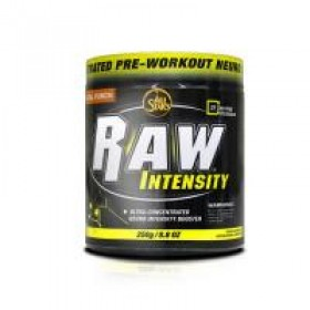 RAW INTENSITY 250g