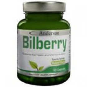 BILBERRY - 60cps