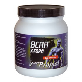 BCAA 400 CPS V MAX PROJECT