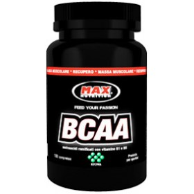 BCAA MAX NUTRITION - 500 COMPRESSE