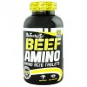 BODY ATTACK BEEF AMINO LIQUID 1000ml ARANCIO