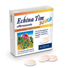 BIOSLINE ECHINA TIM EFFERVESCENTE JUNIOR