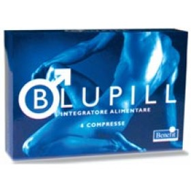 BENEFIT BLUPILL 6 COMPRESSE