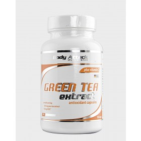 BODY ATTACK GREEN TEA EXTRACT 100 CAPSULE