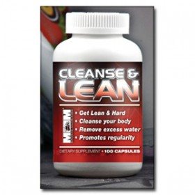 MAX CLEANSE & LEAN 100cps