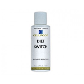 CELLFOOD CELLFOOD DIET SWITCH GOCCE 118ML