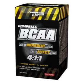 COMPRESS BCAA 4:1:1 - 300tabs