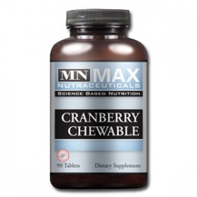 MN CRANBERRY CHEWABLE 90cpr
