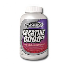 MUSCLETECH CREATINE 6000 ES 510G