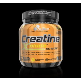 CREATINE XPLODE POWDER - 500 grammi