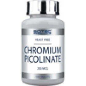 CHROMIUM PICOLINATE 100cpr