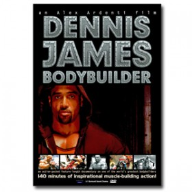 DENNIS JAMES: BODYBUILDER