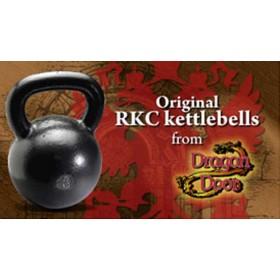 RKC KETTLEBELL DRAGON DOOR