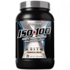 ISO-100 HYDROLYZED 726g