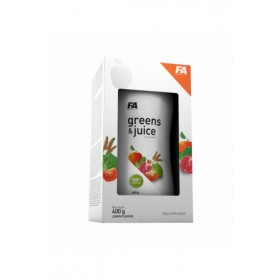 FA NUTRITION GREEN & JUICE 255g